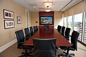 JP Morgan Chase Conference Room Atlanta, GA