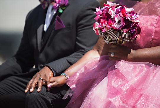 Genathan & Angela Gibson Wedding