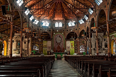 Immaculate Conception Church Sastries St Lucia