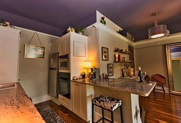 5606 N Nebraska Avenue Kitchen & Coffee Area