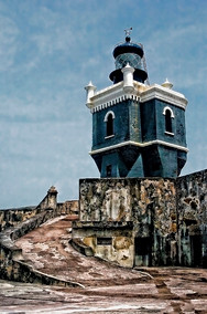 Castillo San Felipe Del Morro Light Hous