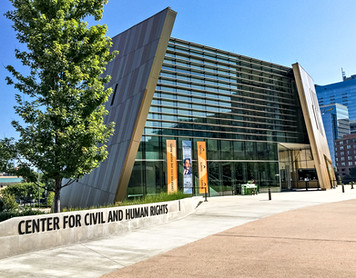The Center For Civil & Human Rights Museum