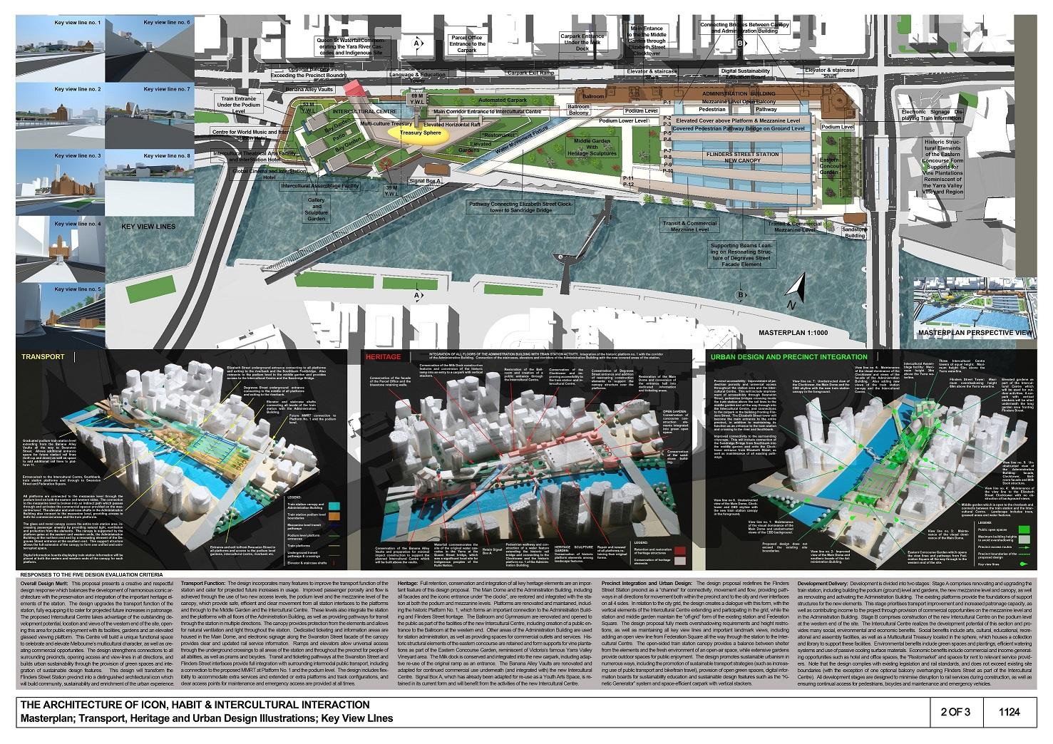Flinders Street Station Design Competition 13 - Flinders Street Station Design Competition-Melb...