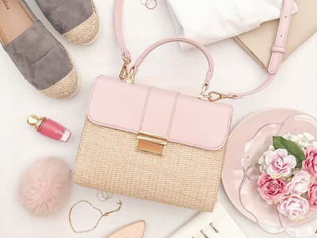 SUMMER TREND 2018: Accessories - the straw, the rattan and the wicker (and the raffia)