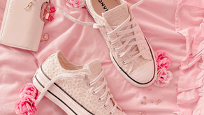 THE MUST HAVE IT FEMININE TRAINERS