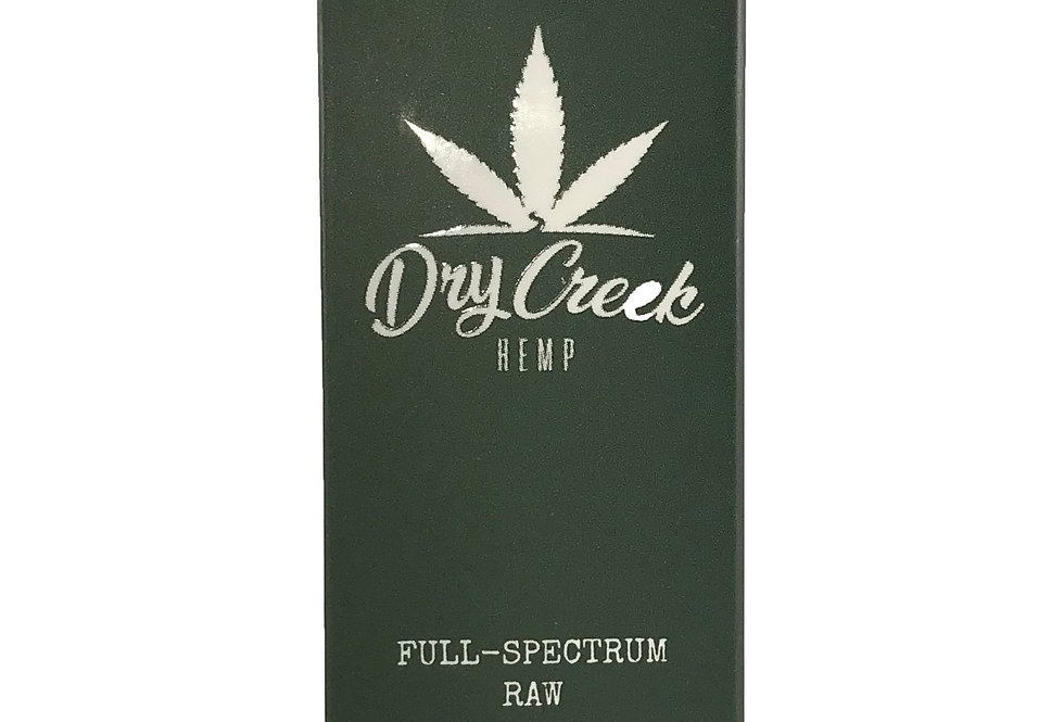 FULL SPECTRUM CBD OIL-PEPPERMINT 500MG (15mL)