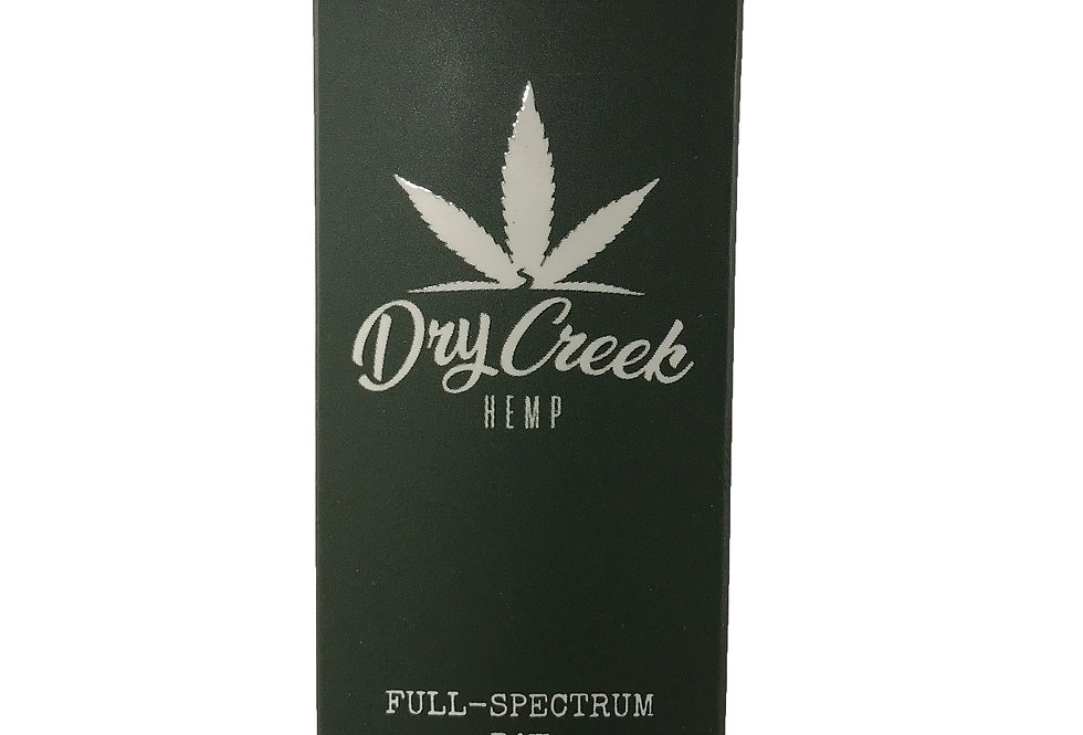 FULL SPECTRUM CBD OIL-MINT-1000MG (30mL)