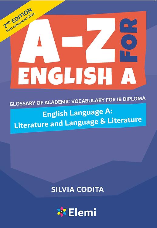 A-Z English A