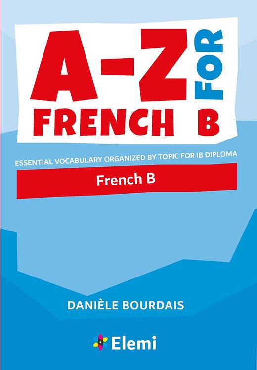 A-Z French B