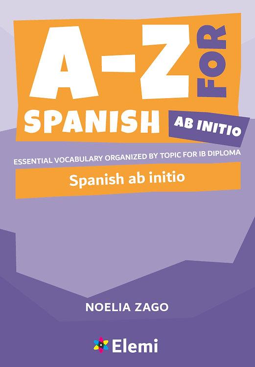 A-Z Spanish AB