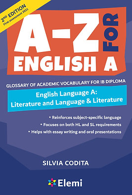 A to Z English A