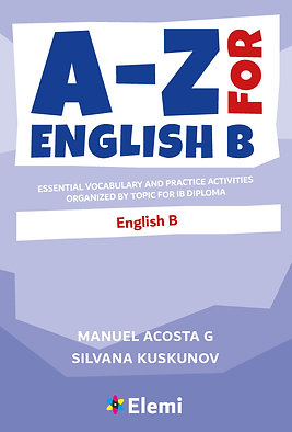 A-Z English B