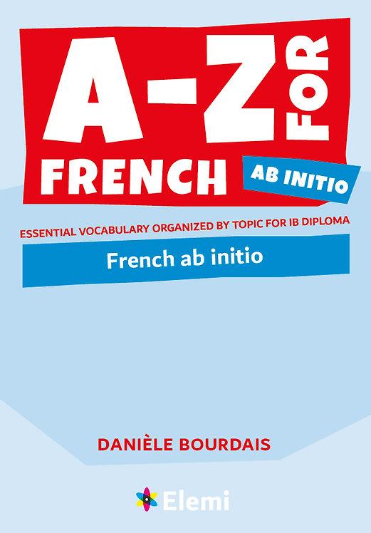 A-Z French AB