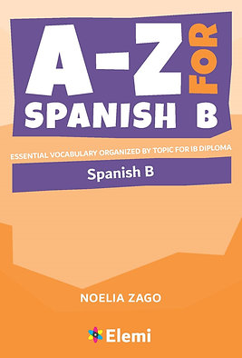 A-Z Spanish B