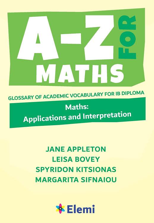A to Z Maths