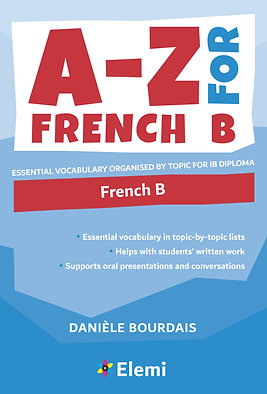 A to Z French B