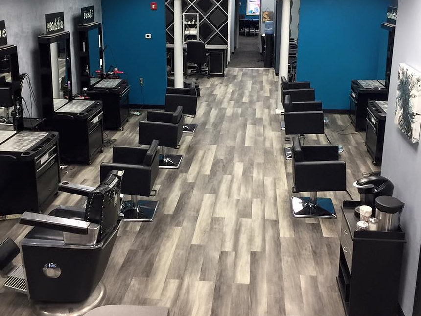 hair salon in grove city pa