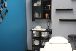 Static styling salon - wax room