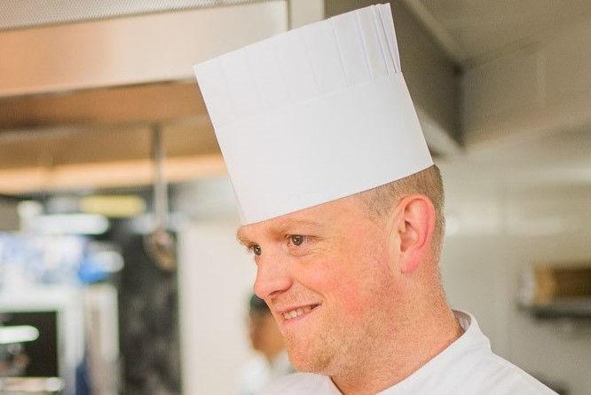 Chef Spencer Westcott