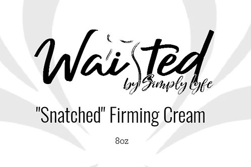 Snatched: Firming Cream