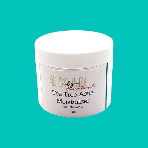 Tea Tree & Vitamin C Moisturizer