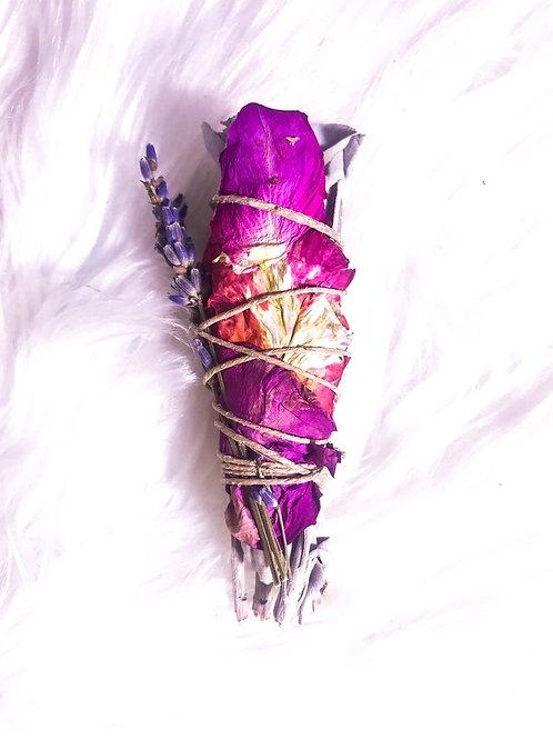 Mini Rose & Lavender Sage
