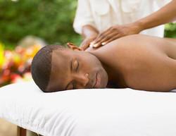 Enjoy a relaxing massage.