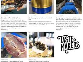 TasteMAKERS features Marshallberg Farm