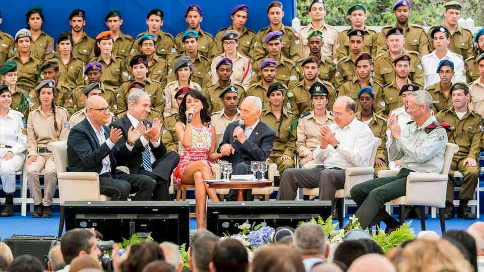 שרים עצמאות בבית הנשיא