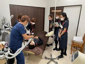 ステラ美容クリニック救急訓練!安心して美容医療を受けられる環境を❀