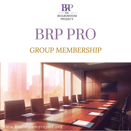 Group Plan Annual - BRP Pro