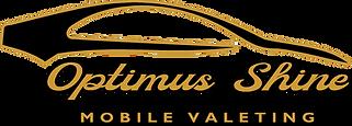 Optimus Shine Mobile Valeting logo