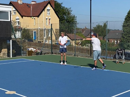 Mandashi Fund provides grant to setup Special Olympics Tennis Group in Sheffield