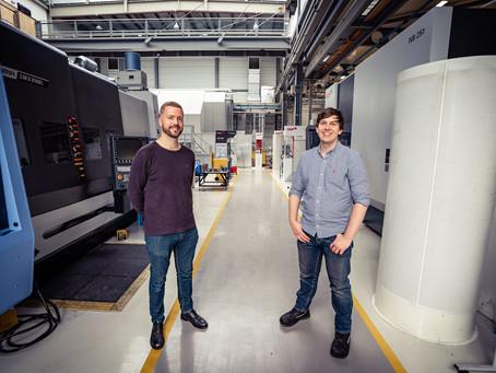 Mandashi invests in Sheffield based startup FourJaw