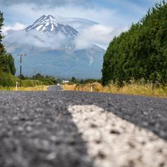 The Road to Mt. Taranki
