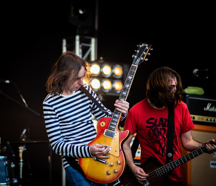 The Datsuns, Auckland 2018