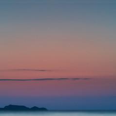 Moon rise, Waipu Cove