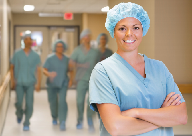 Surgeon and infection prevention