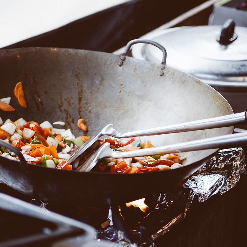 Kids & Teens Class: Asian Chicken Stir Fry ~ 3:30 pm