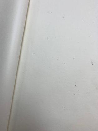 平成8年製 純雁皮 白口 2×3判5枚