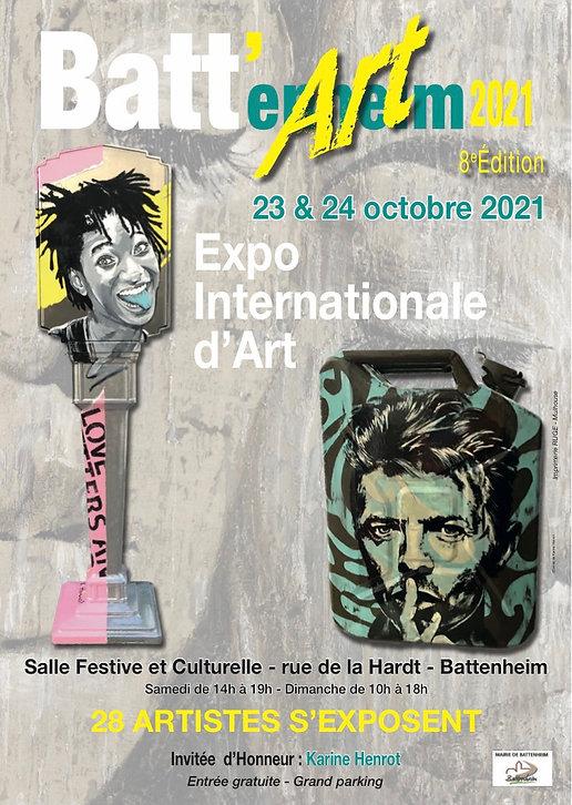 Batt'art exposition