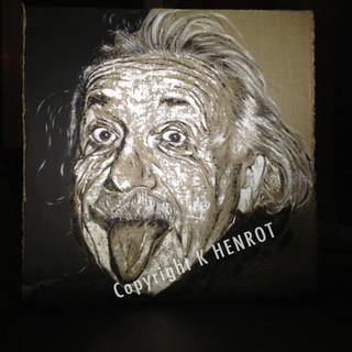 Quadrature de l'âme Diptyque Einstein Vendu