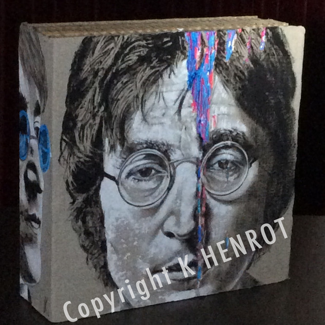 Quadrature de l'âme de John Lennon