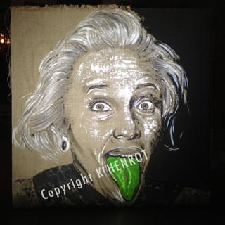 Quadrature de l'âme Diptyque Imagination de Einstein au féminin vendu