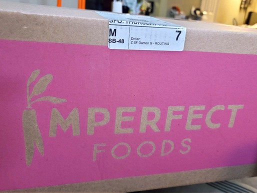 PERFECT DISHES FROM  IMPERFECT FOODS