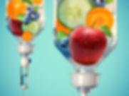 วิตามินและแร่ธาตุเป็นสิ่งสำคัญอย่างขาดไม่ได้ไม่ต่างจากน้ำและอากาศ เพื่อให้ร่างกายมีการทำงานอย่างปกติ มีสุขภาพที่แข็งแรง ป้องกันการเกิดโรค การรับประทานอาหารให้หลากหลายและครบถ้วนเป็นสิ่งสำคัญมากเพื่อการรับวิตามินและแร่ธาตุที่จำเป็น หากรับสารอาหารไม่ครบก็อาจเกิดโรคภัยต่างๆได้ นอกจากนี้พฤติกรรมต่างๆ ยังมีส่วนช่วยส่งเสริมการขาดวิตามินได้โดยไม่รู้ตัว เช่น การรับประทานยาที่ขัดขวางการดูดซึมวิตามิน อายุที่เพิ่มขึ้น การสูบบุหรี่ ในผู้ที่รับวิตามินจากการรับประทานอาหารไม่ครบถ้วน หรือมีปัจจัยส่งเสริมให้ขาดวิตามิน การเสริมวิตามินจึงเป็นอีกวิธีที่ช่วยให้ร่างกาย ได้รับสารอาหารที่จำเป็นอย่างเหมาะสม การรับประทานวิตามิน มีข้อดีคือ สามารถทำได้ด้วยตนเองทุกวัน มีข้อควรระวังคือชนิดและคุณภาพของวิตามิน ต้องมีความเหมาะสมเพื่อให้เกิดประโยชน์สูงสุดและไม่เกิดผลข้างเคียง การับวิตามินโดยการให้น้ำเกลือทางหลอดเลือดดำมีข้อดีคือไม่ต้องดูดซึมผ่านระบบทางเกินอาหาร จึงไม่ถูกรบกวนการดูดซึมจากปัจจัยต่างๆ อีกทั้งยังเข้าสู่กระแสโลหิต ไปสู่เซลล์โดยตรงไม่ผ่านตับ จึงได้วิตามินไปสู่เซลล์ในปริมาณที่สูงกว่า ต้องทำโดยผู้เชี่ยวชาญเพื่อให้เกิดประโยชน์สูงสุด โดยที่ไม่เกิดผลข้างเคียง ความสำคัญของวิตามินและแร่ธาตุต่อร่างกาย ร่างกายของเราเปรียบเสมือนโรงงานผลิตชิ้นส่วนเครื่องจักรที่ทำงาน 24 ชม ในทุก วันไม่เคยหยุด ในแต่ละวันร่างกายต้องมีการสร้างเซลล์ใหม่ รวมถึงสารต่าง ๆ ในหลากหลายกระบวนการ เพื่อให้ร่างกายทำงานได้เป็นไปตามปกติ โดยการใช้วิตามินและแร่ธาตุ เป็นสารตั้งต้น ในทุกกระบวนการอย่างขาดไม่ได้ ตัวอย่างเช่น ระบบประสาทและสมอง ร่างกายของเรามีการส่งกระแสประสาทผ่านทางเส้นใยของระบบประสาทซึ่งมีวิตามินบี 12 เป็นองค์ประกอบสำคัญ เมื่อขาดวิตามินบี 12 จึงทำให้เกิดโรคทางระบบประสาทได้ ตัวอย่างเช่น การส่งสัญญาณของเส้นประสาทส่วนปลายผิดปกติ เส้นประสาทไขสันหลังผิดปกติ ดวงตา วิตามินเอเป็นส่วนประกอบของโปรตีนโรโดฟซิน ในจอประสาทตาทำหน้าที่ช่วยการมองเป็นในที่มืดที่มีแสงน้อย เมื่อขาดวิตามินเอจึงทำให้เกิดปัญหาในการมองเห็นได้ หัวใจ : วิตามินบี 1 มีส่วนสำคัญในการทำงานของระบบประสาทและการทำงานของกล้ามเนื้อหัวใจ หากขาดวิตามินบี 1 ส่งผลให้การทำงานของกล้ามเนื้อหัวใจผิดปกติเกิดเป็นภาวะหัวใจล้มเหลวได้ ตับ หน้าที่ของตับมีหลากหลาย หนึ่งในหน้าที่สำคัญของตับ
