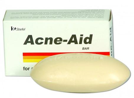 acne aid bar รีวิวการใช้รักษาสิว