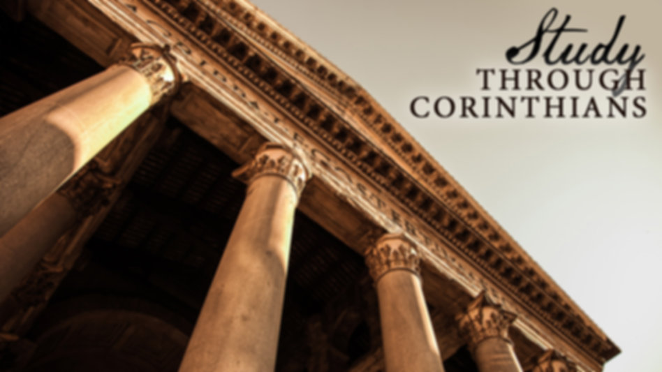 Study Through Corinthians