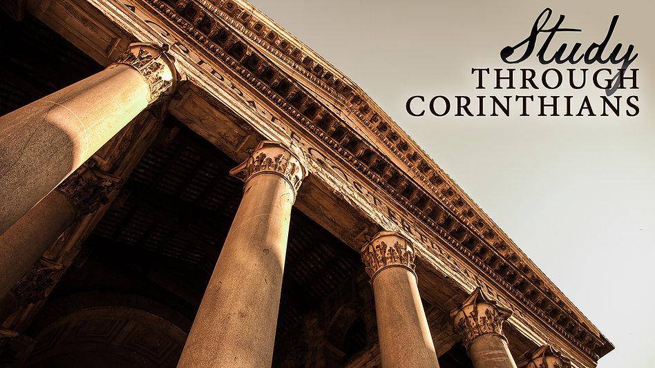 Study Through Corinthians