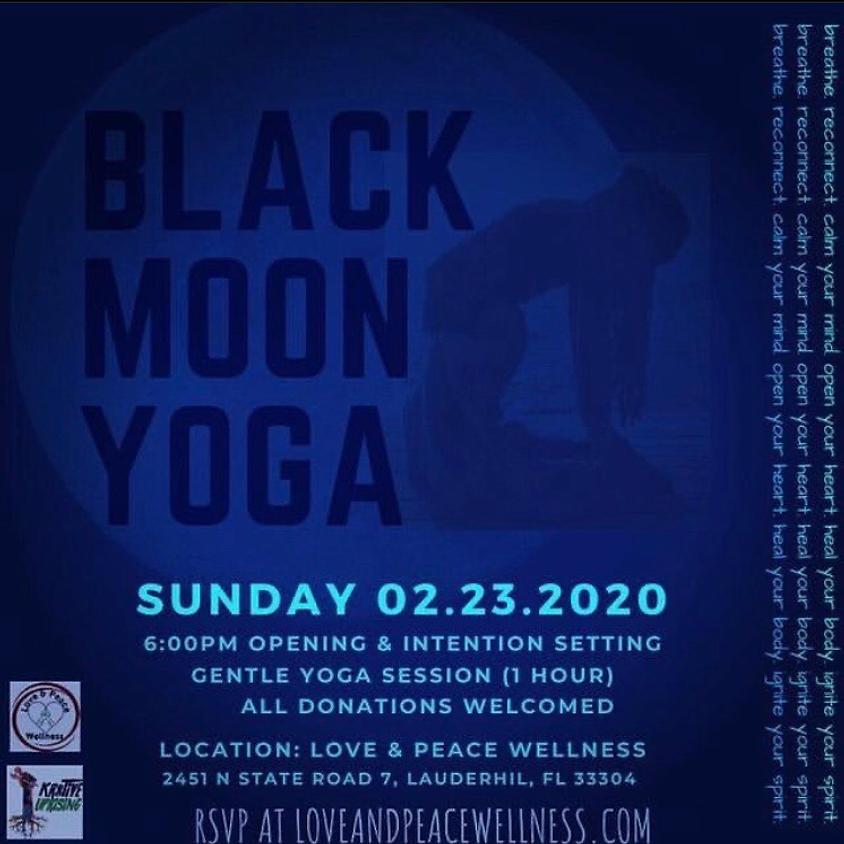 Black Moon Yoga with Alana